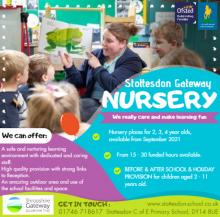 Stottesdon Gateway Nursery